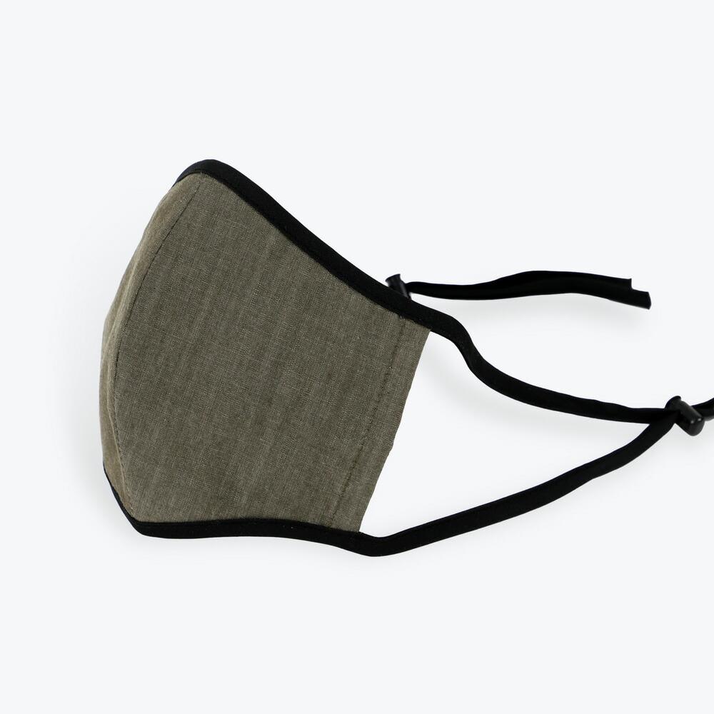 岡山デニムを贅沢に使用した肌触りの良い日本製マスク