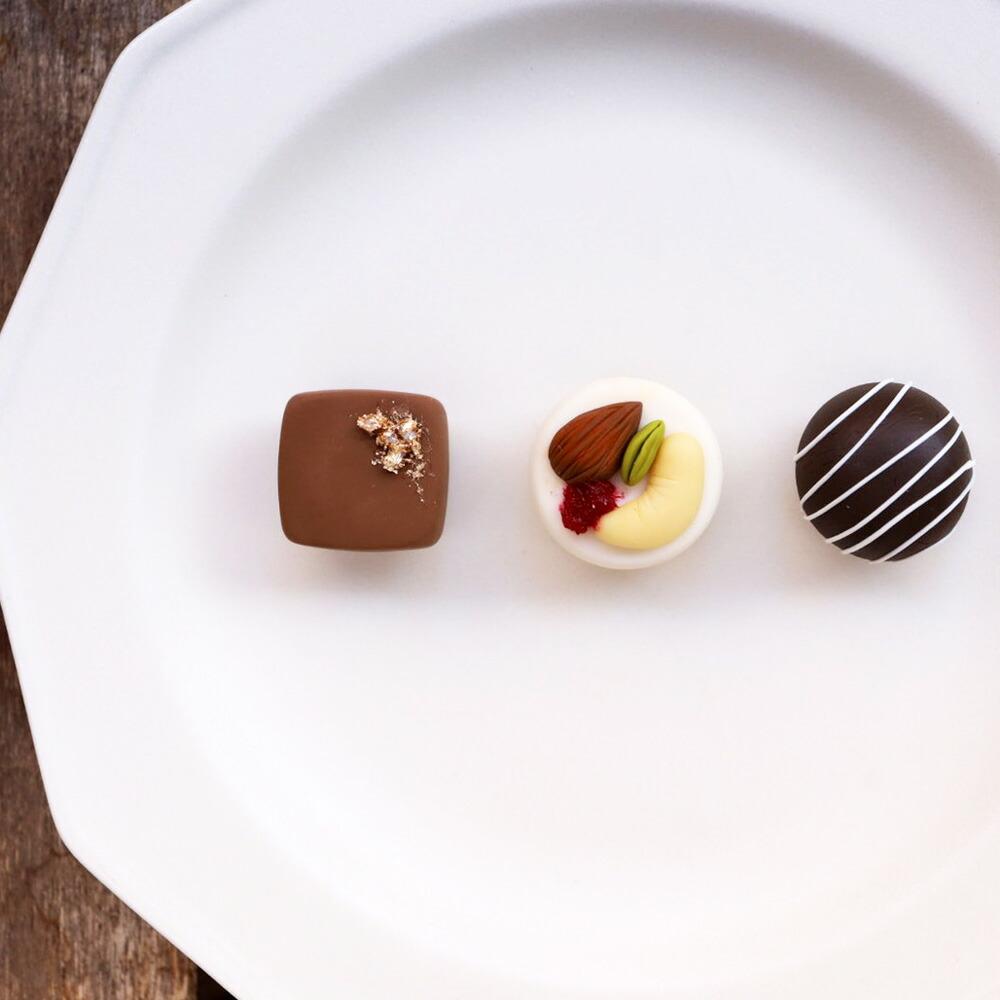 職人が作ったお洒落なチョコレートの帯留