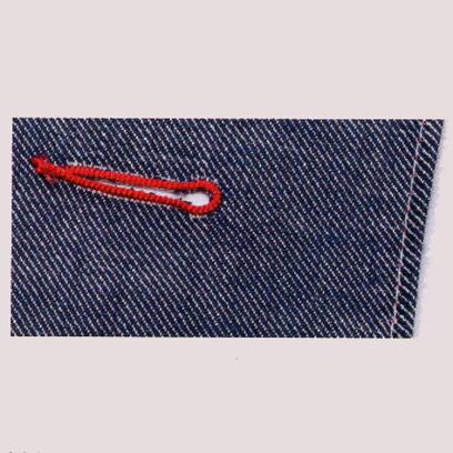 むす美/musubi風呂敷ソフトデニムふろしき100cm帯付