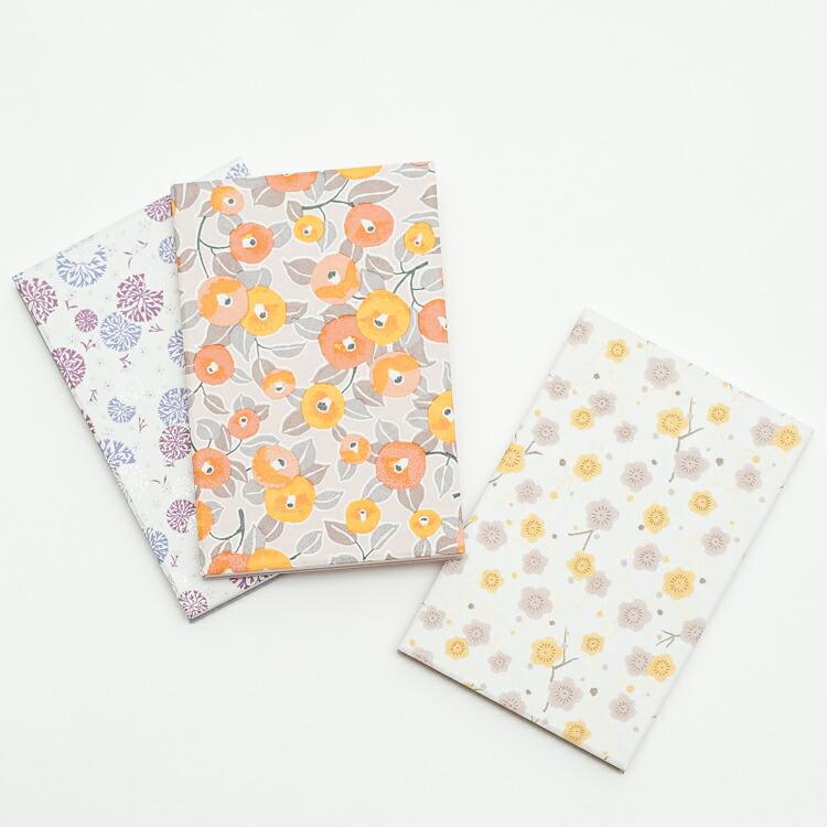 京都で制作したおしゃれでかわいい友禅御朱印帳