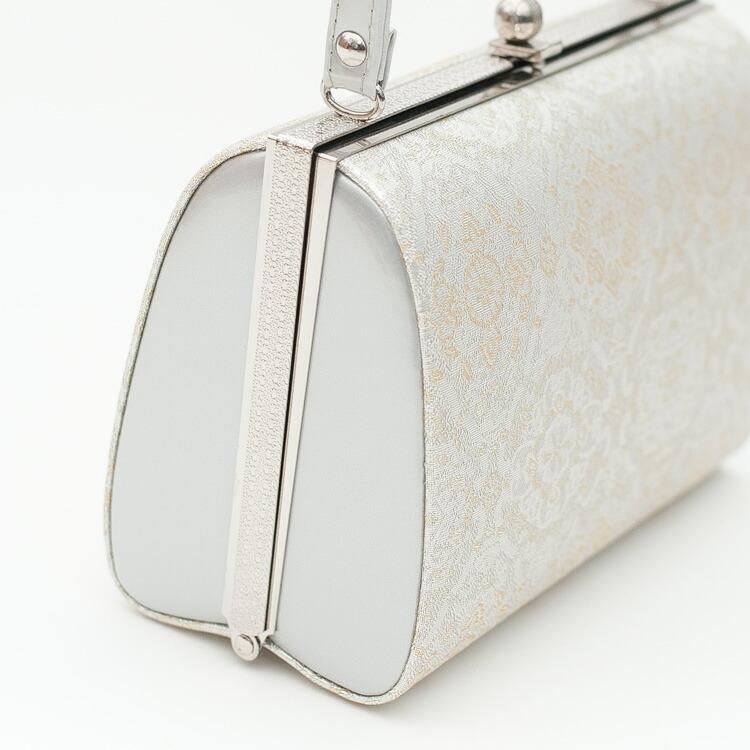 シンプルで上品な草履バッグセット。