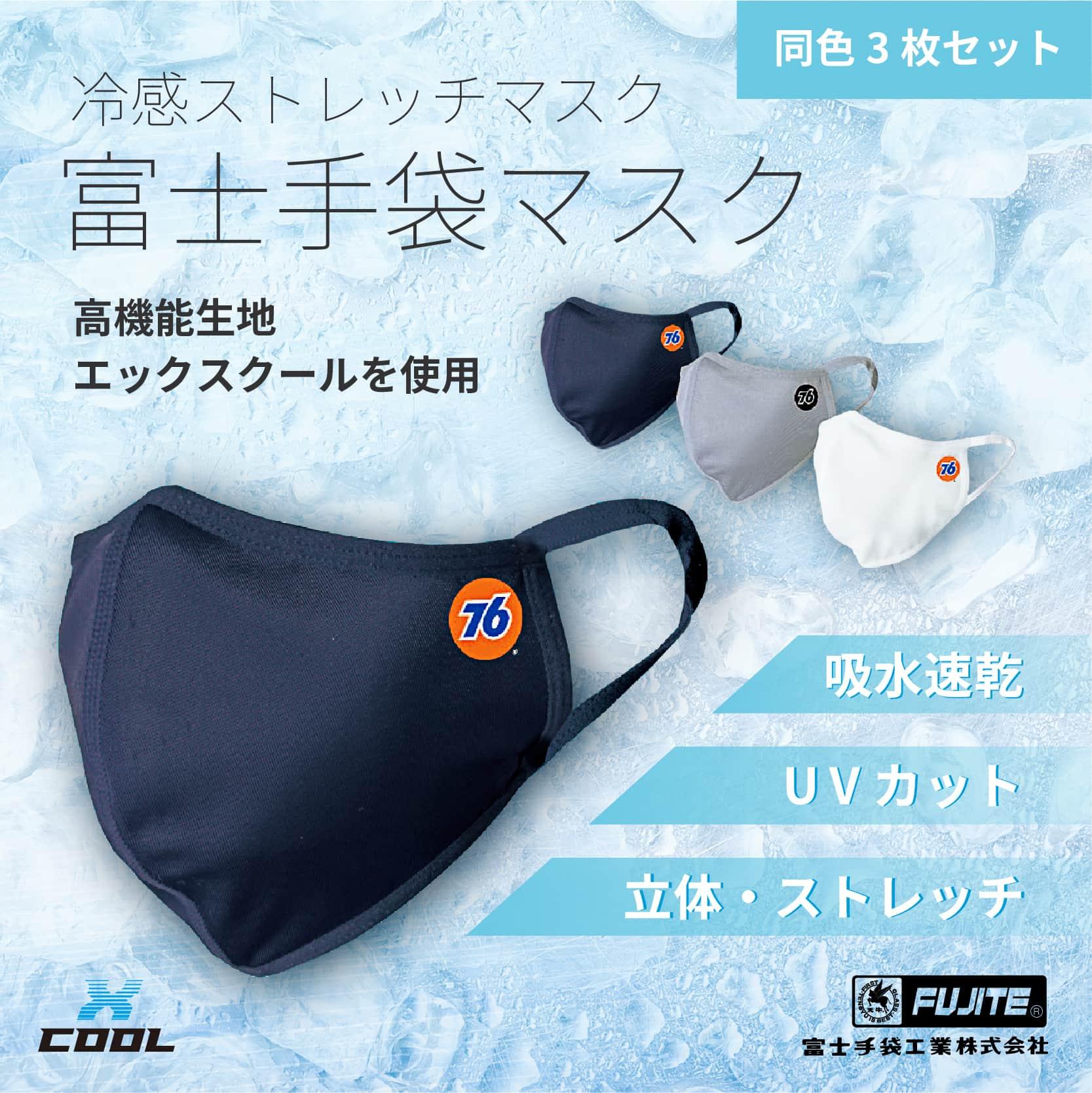 富士手袋マスク3枚