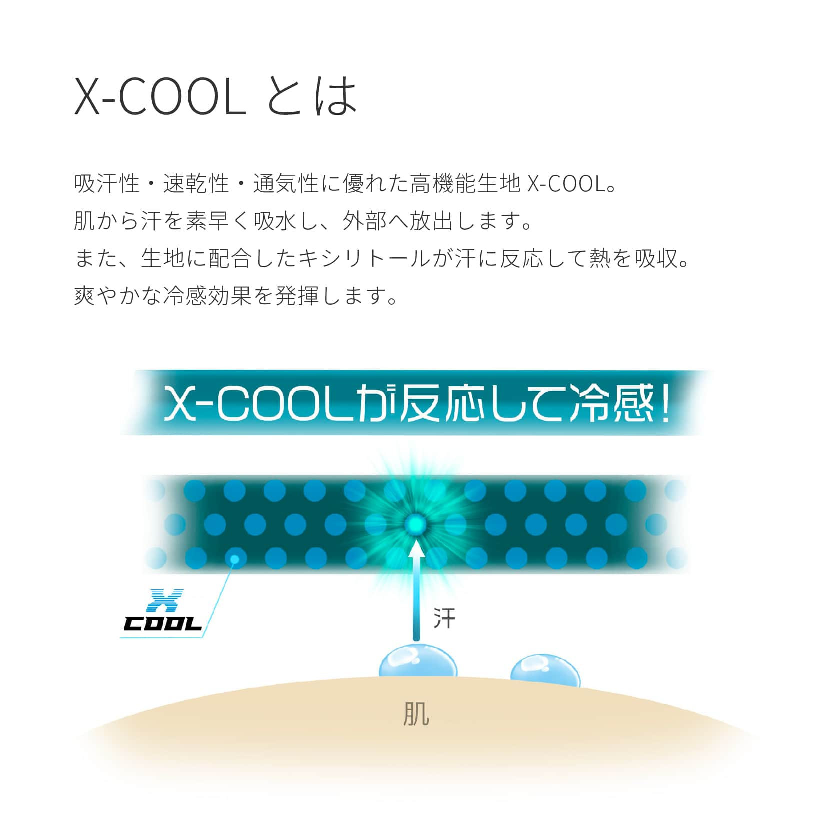 X-COOLとは