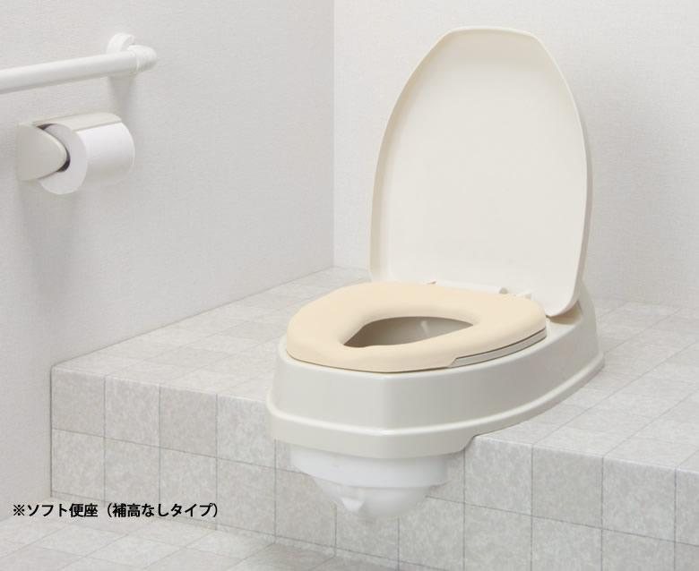 【楽天市場】安寿 サニタリエースod両用式 暖房便座補高タイプ 簡易設置洋式トイレ 介護用品 介護 福祉