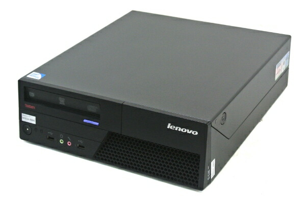 Lenovo ThinkCentreM58e PenE5300-2.6GHz/2GB/160GB/MULTI/Win7