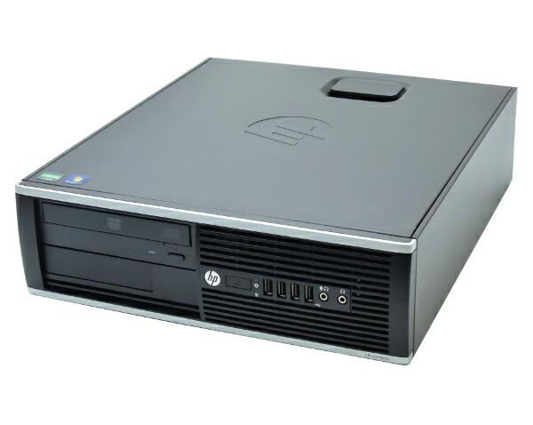 hp Compaq Pro 6305 SFF A4-5300B 3.4GHz 4GB 500GB DisplayPort/アナログRGB DVD-ROM Windows7Pro64bit
