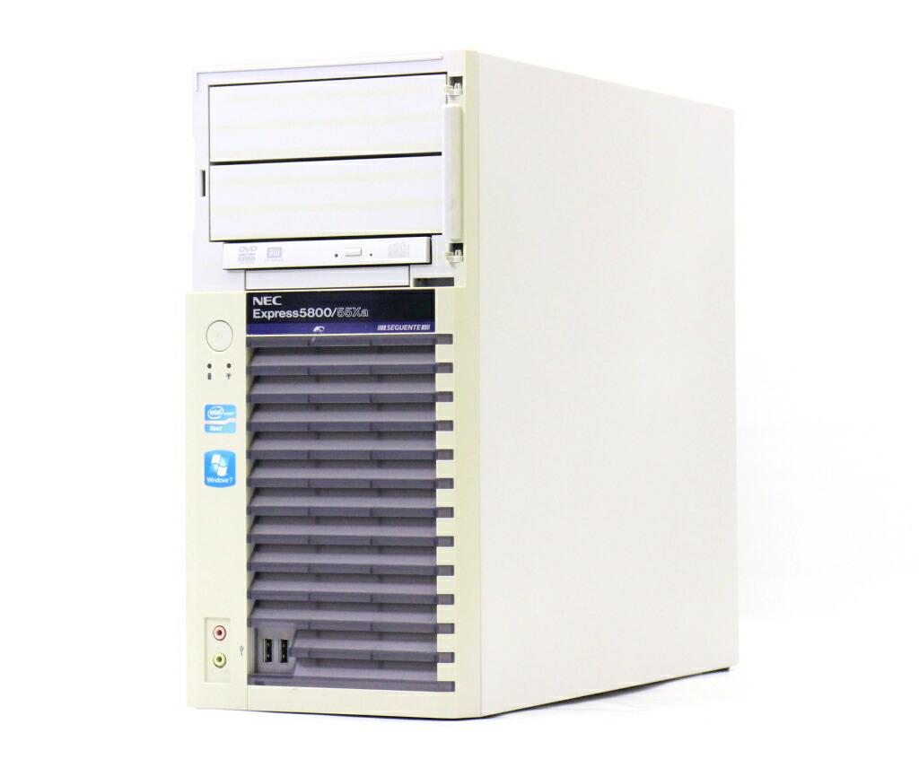 NEC Express5800/55Xa N8000-6402 Xeon E5-1650 3.2GHz 8GB 500GB Quadro2000 Windows10 Pro 64bit