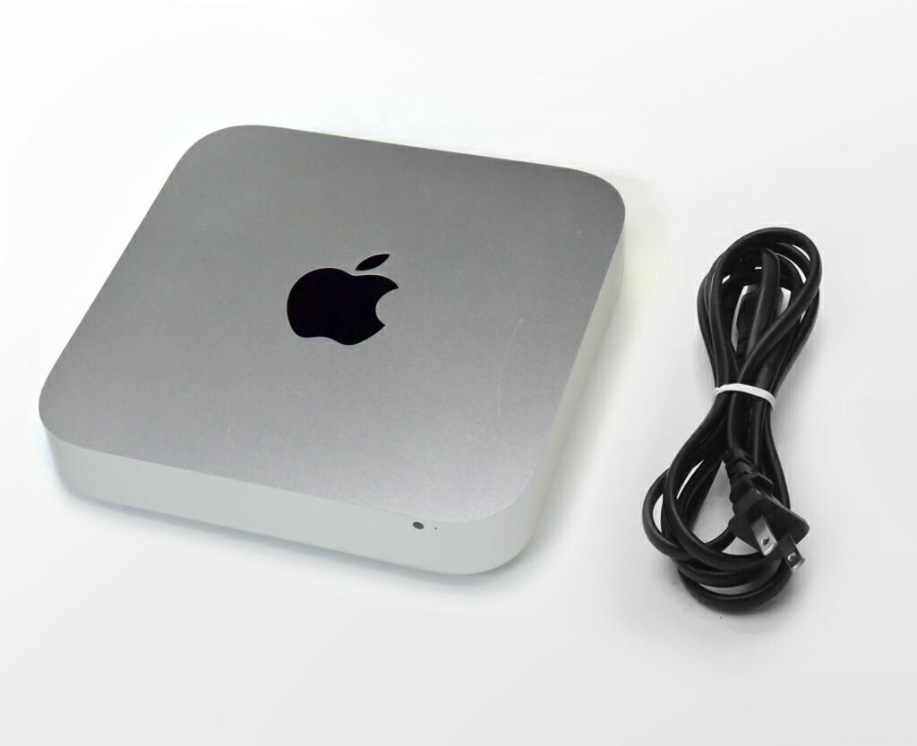 Apple Mac mini Core i5-4260U 1.4GHz/4GB/500GB/Thunderbolt/macOS Sierra 10.12.1 Late 2014