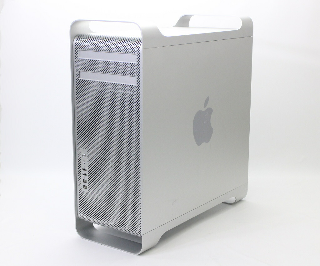 Apple Mac Pro QuadCore Xeon 2.8GHz 8GB 1TB DVD-RW HD5770 macOS Sierra 10.12.1 Mid 2010