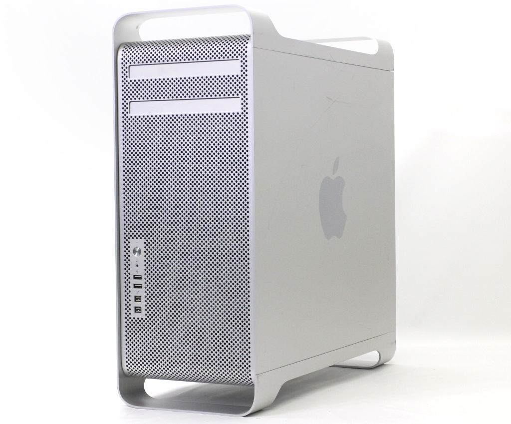 Apple Mac Pro 4コア Xeon 2.66GHz 8GB 640GB GeForce GT120 OSX 10.9.5 Early 2009