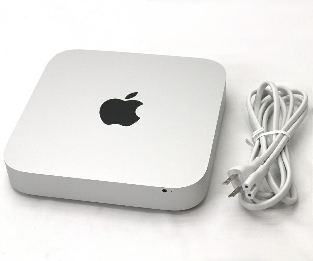 Apple Mac mini Server Core i7-3720QM 2.6GHz 16GB 256GB(SSD)*2 Thunderbolt Sierra Late 2012