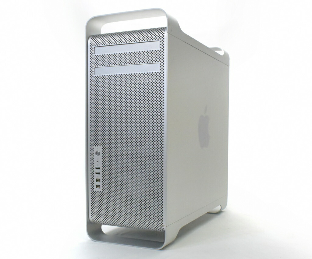 Apple Mac Pro 8コア Xeon 2.26GHz*2 12GB 640GB GeForce GT120 OSX 10.9.5 Early 2009