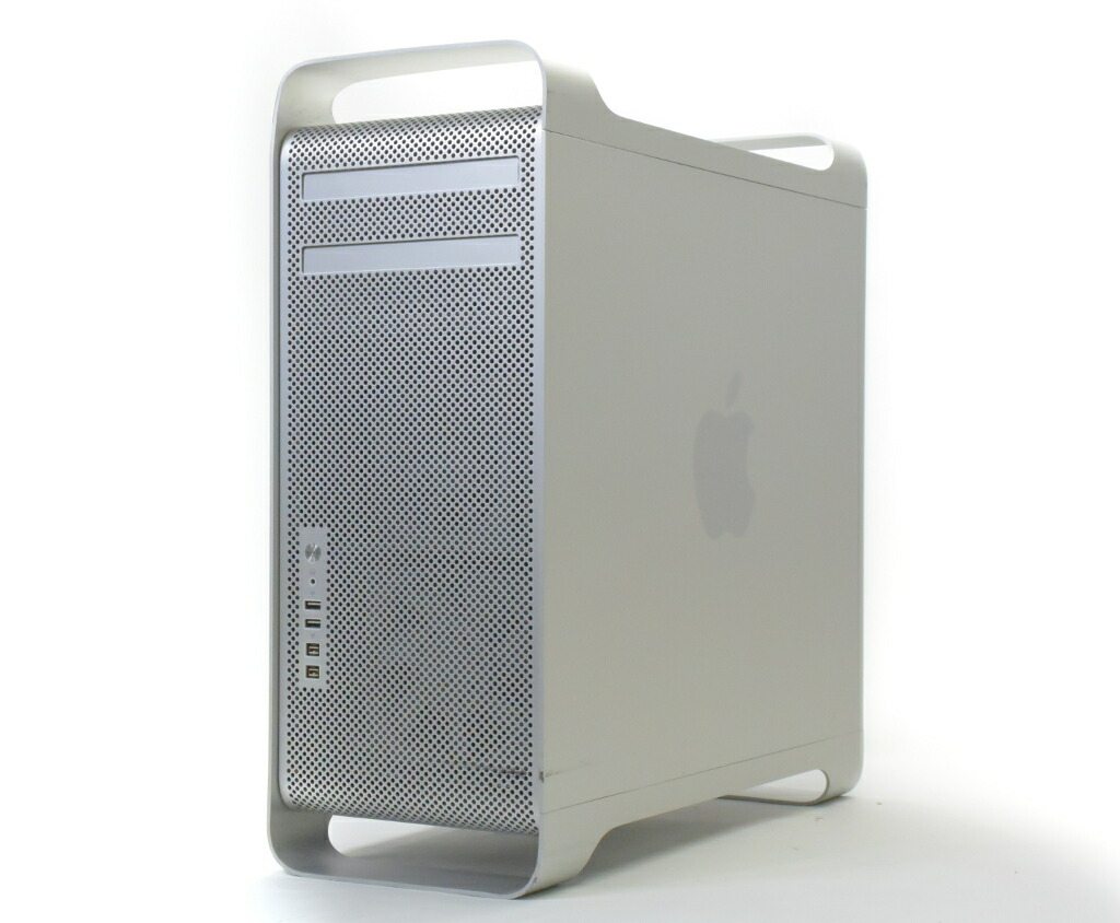 Apple Mac Pro 8コア Xeon 2.26GHz*2 12GB 640GB GeForce GT120 OSX 10.9.5 Early 2009 少々難