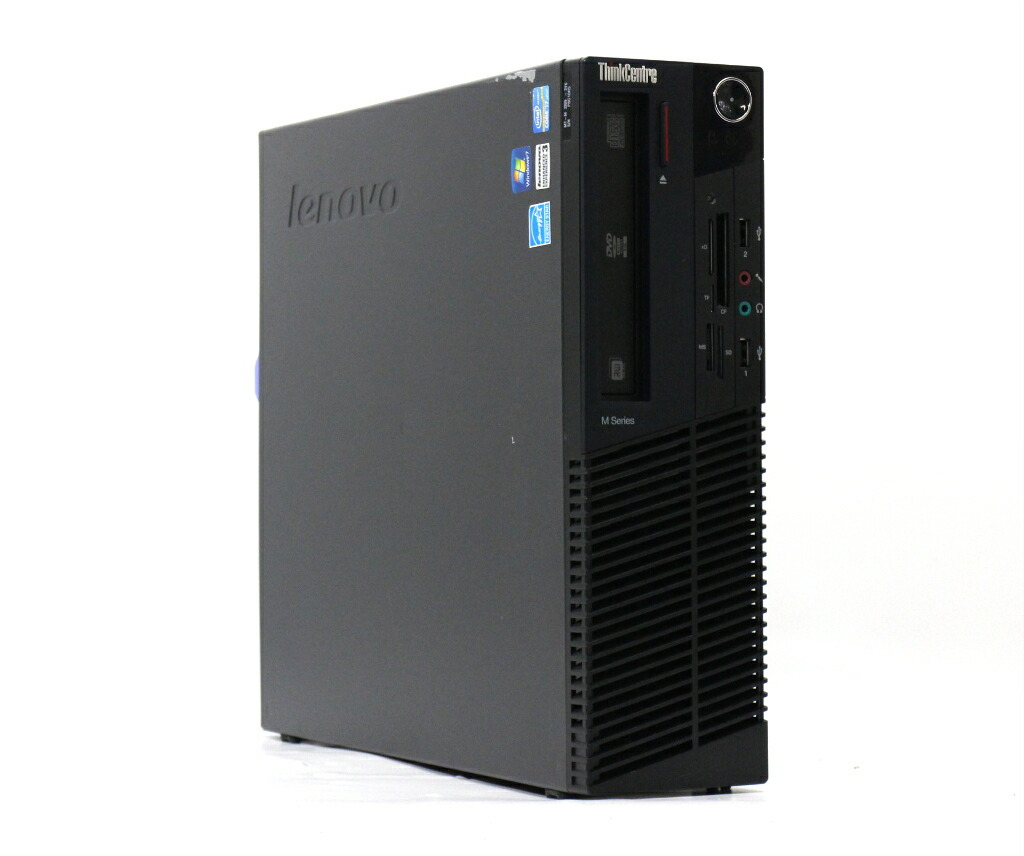 Lenovo ThinkCentre M92p SFF Core i7-3770 3.4GHz 8GB 500GB(HDD) DVD+-RW Windows7 Pro 64bit