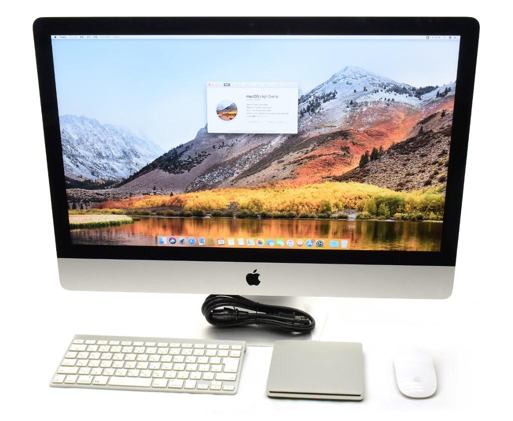 Maus Tastatur Apple Imac 27 1 Tb Hdd Wie Neu! Intel I3 Modell 2010