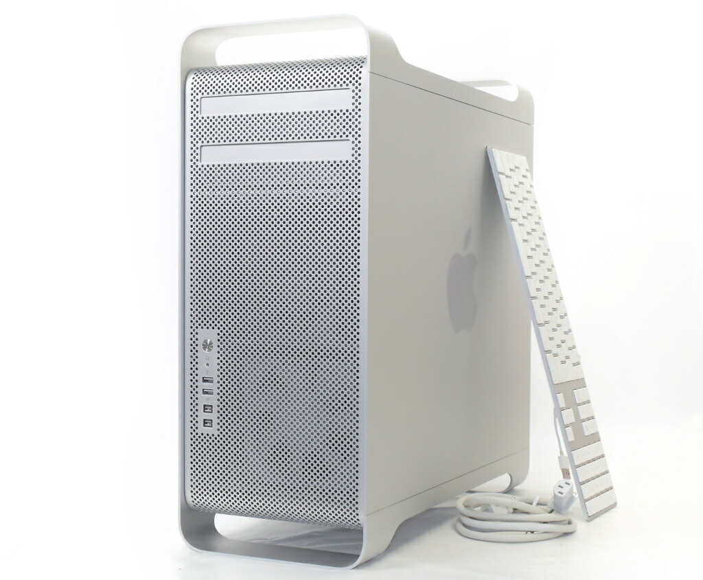 Computers/tablets & Networking Official Website Apple Macpro A1186 Dual Quad-core Xeon 2x 3.0ghz 8gb 1tb Dual Video Ports Desktops & All-in-ones