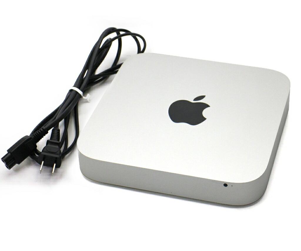 Apple Mac mini Late 2012 Core i5-3210M 2.5GHz 8GB 500GB HDMI Thunderbolt HighSierra 10.13.5