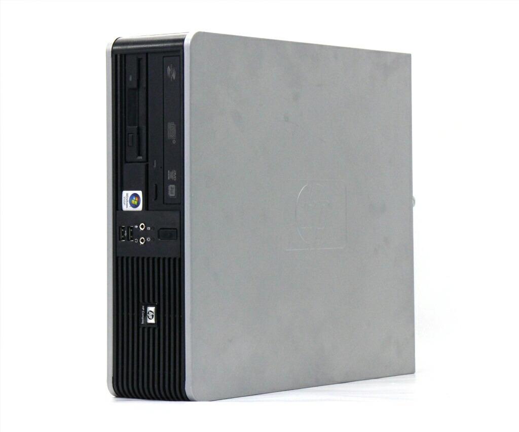 hp Compaq DC5800 SFF Core2Duo E7500 2.93GHz 4GB 160GB(HDD) DVD+-RW  WindowsXP Pro 32bit