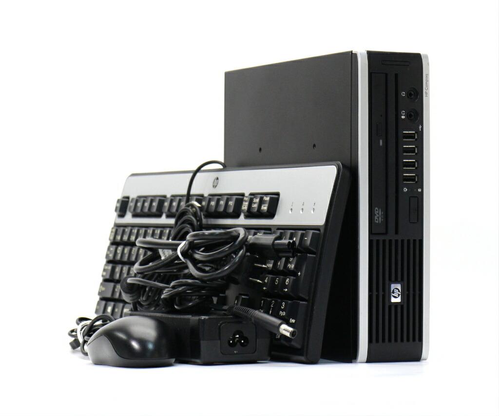 hp,Compaq,8000,Elite,USDT,Core2Duo,E8400,3GHz,2GB,160GB(HDD),DisplayPort,WindowsXP,Pro,32bit,