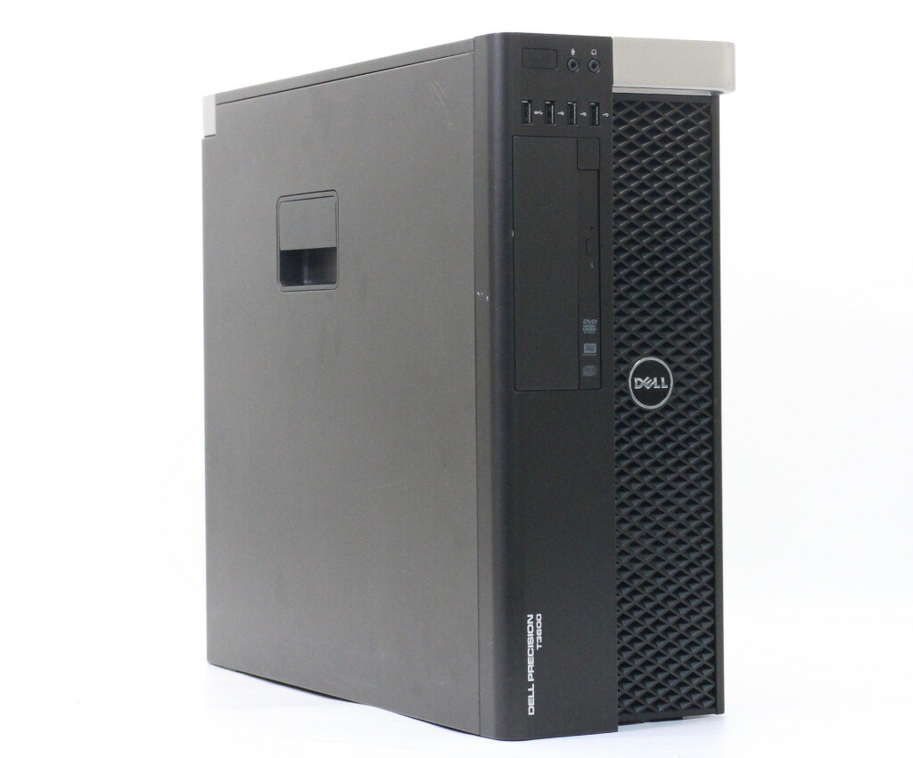 DELL Precision Workstation T3600 Xeon E5-2630 2.3GHz 16GB 500GB Quadro K600 Windows7 Pro 64bit
