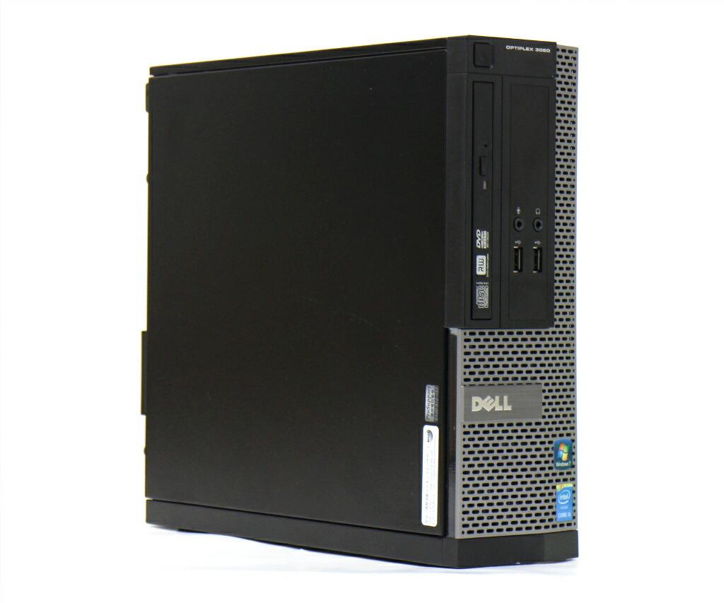 DELL OptiPlex 3020 SFF Core i5-4570 3.2GHz 4GB 500GB(HDD) Radeon HD8570 Windows7 Pro 64bit
