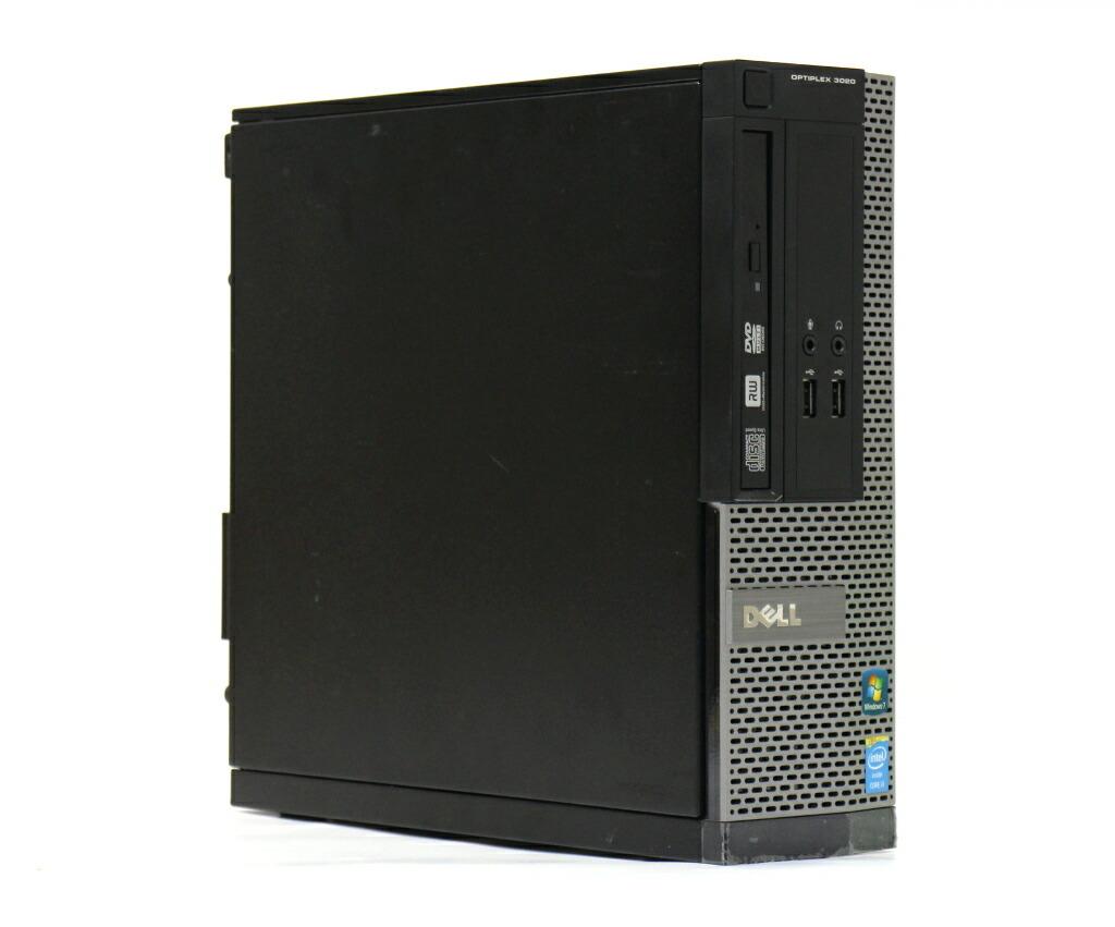 DELL OptiPlex 3020 SFF Core i3-4130 3.4GHz 4GB 500GB(HDD) DisplayPort Windows7 Pro 64bit