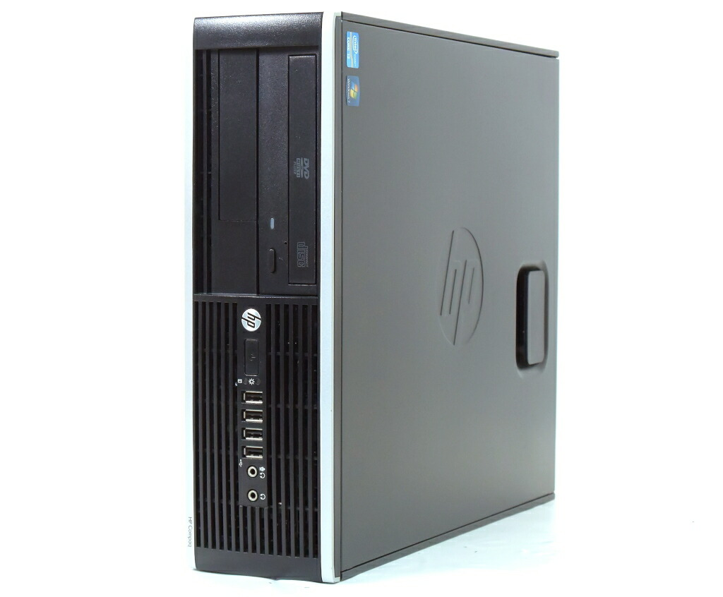hp Compaq Pro 6300 SFF Core i3-3220 3.3GHz 4GB 500GB(HDD) DisplayPort Windows7 Pro 32bit