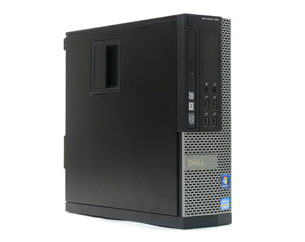 DELL OptiPlex 990 SFF Core i5-2400 3.1GHz 4GB 500GB DisplayPort Windows7 Pro 32bit