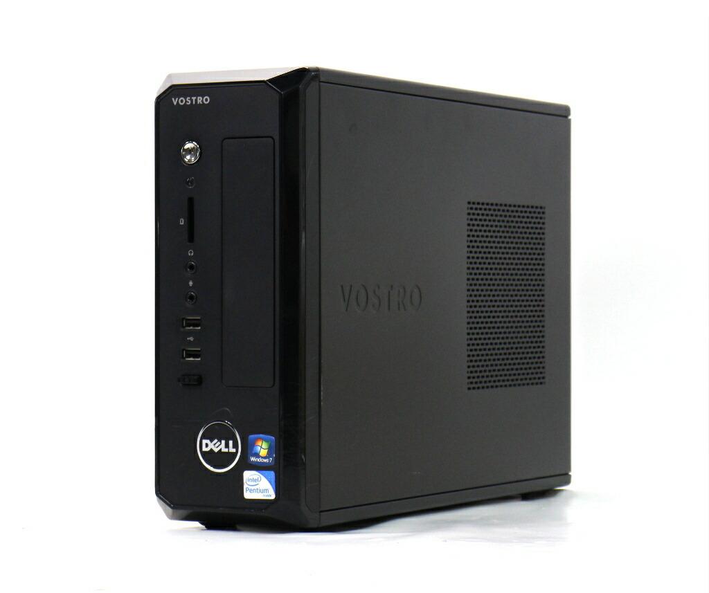 DELL Vostro 270s Pentium G2020 2.9GHz 2GB 250GB(HDD) HDMI Windows7 Pro 32bit