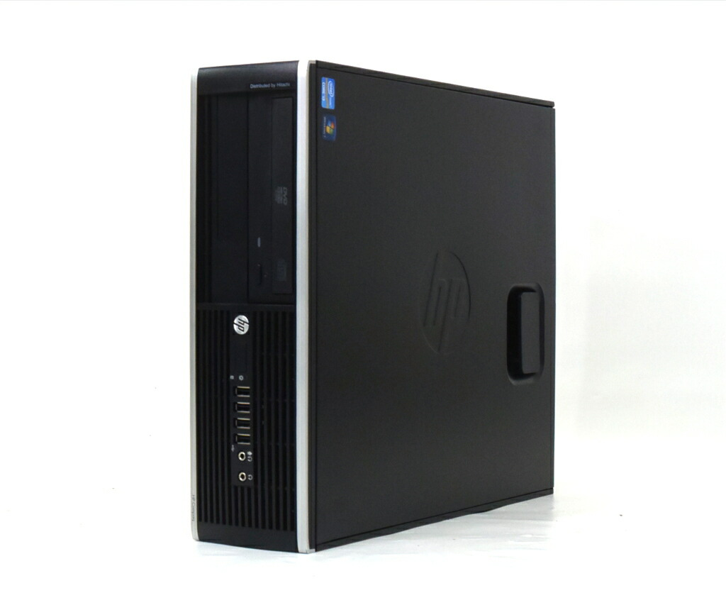 hp Compaq Elite 8300 SFF Core i3-3220 3.3GHz 4GB 500GB(HDD) DisplayPort Windows7 Pro 32bit