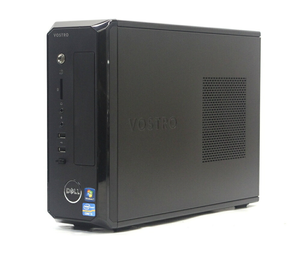 DELL Vostro 270s Core i5-3470S 2.9GHz 4GB 500GB(HDD) HDMI Windows7 Home Premium 32bit