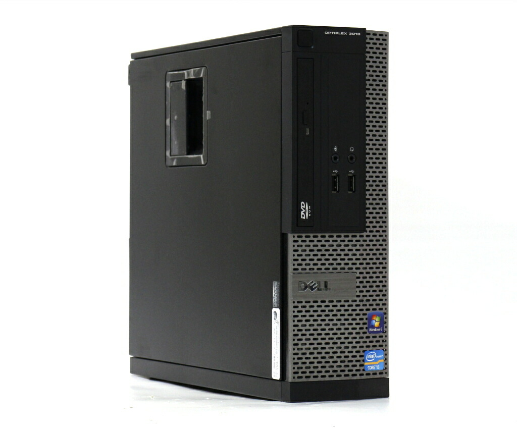 DELL OptiPlex 3010 SFF Core i5-3470 3.2GHz 4GB 500GB(HDD) HDMI Windows7 Pro 64bit