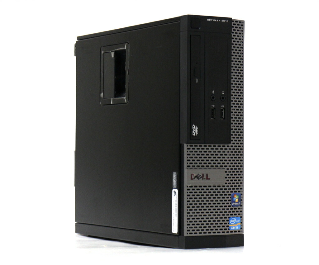 DELL OptiPlex 3010 SFF Core i3-3240 3.4GHz 4GB 500GB(HDD) HDMI Windows7 Pro 64bit