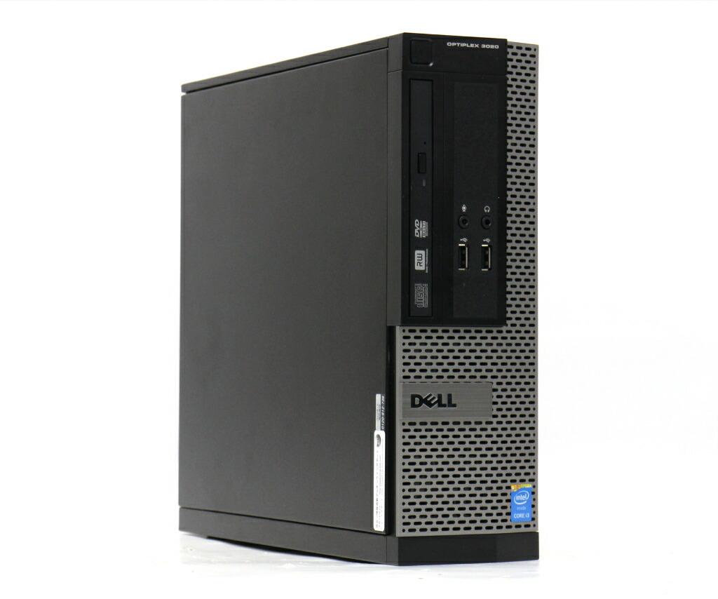 DELL OptiPlex 3020 SFF Core i3-4160 3.6GHz 4GB 500GB(HDD) DisplayPort Windows10 Pro 64bit