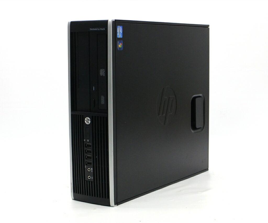 hp Compaq 8200 Elite SFF Core i3-2120 3.3GHz 4GB 500GB(HDD) DisplayPort Windows7 Pro 32bit