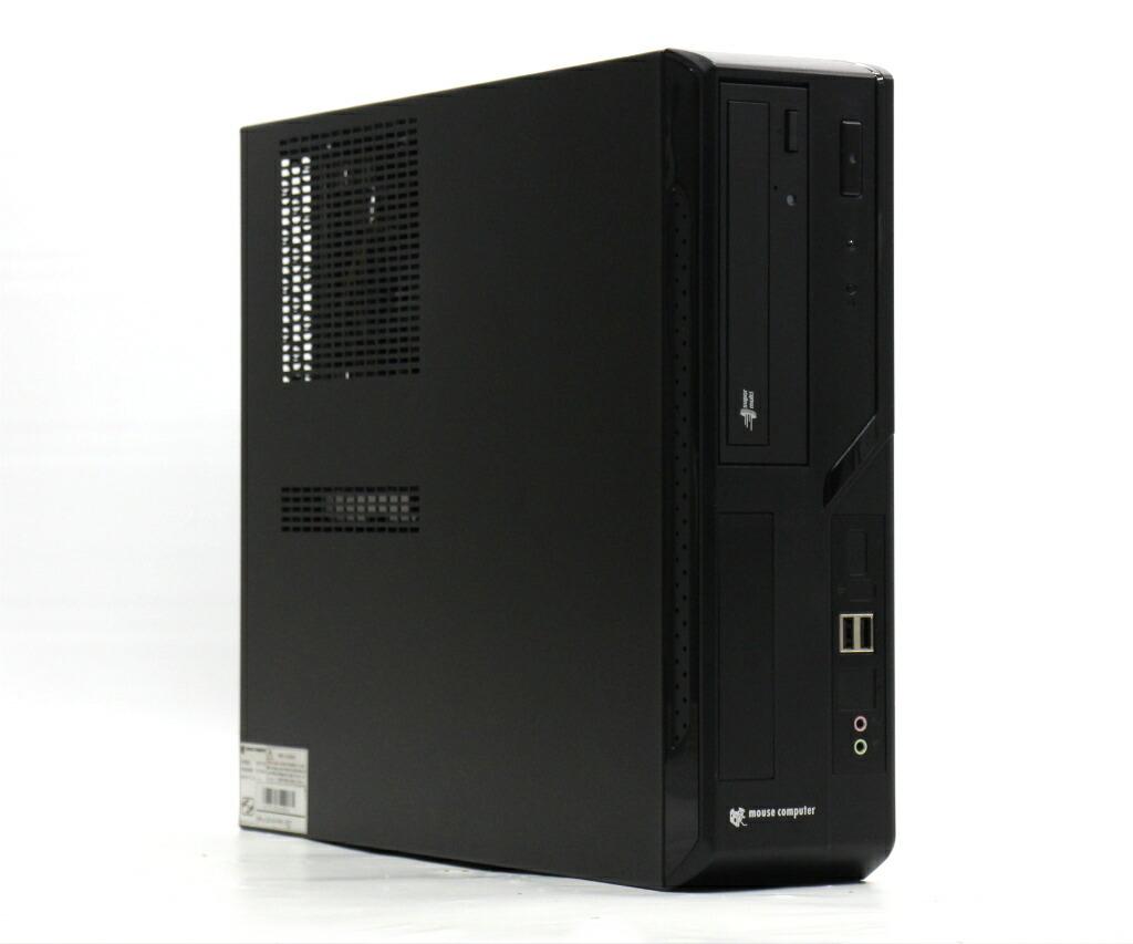 Mouse Computer Mpro-iS211S-P22L-0227 Core i7-2600 3.4GHz 8GB 500GB GT520 Windows7 Pro 64bit