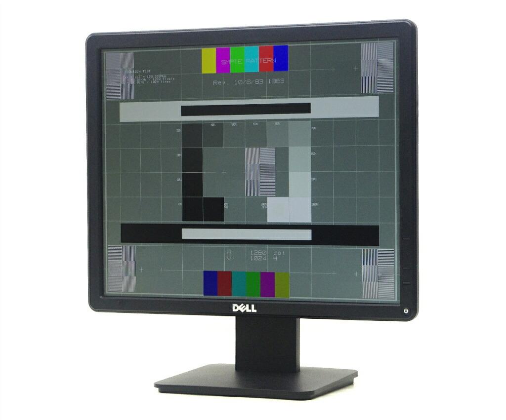 DELL E1715S 17インチ スクエア 非光沢パネル SXGA 1280x1024ドット DisplayPort/アナログRGB入力