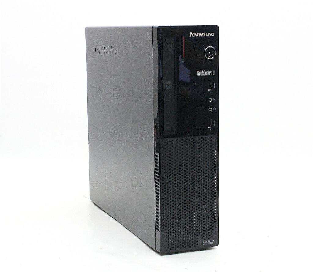 Lenovo ThinkCentre Edge72 Celeron G470 2GHz 4GB 250GB(HDD) DVI-D Windows10 Pro 64bit