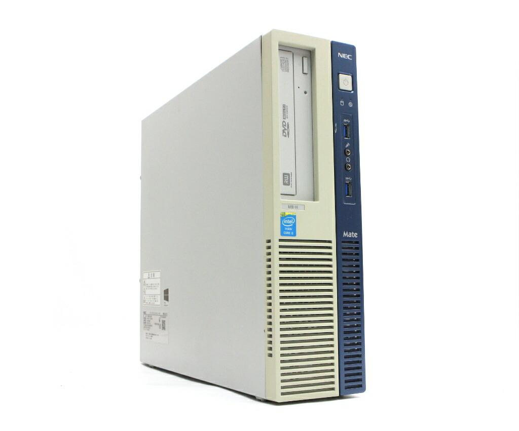 NEC MK34L/B-H Core i3-4130 3.4GHz 4GB 250GB(HDD) DisplayPort Windows10 Pro 64bit