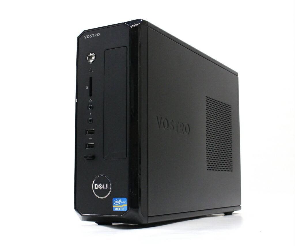 DELL Vostro 270s Core i3-3240 3.4GHz 4GB 500GB(HDD) HDMI Windows10 Home 32bit