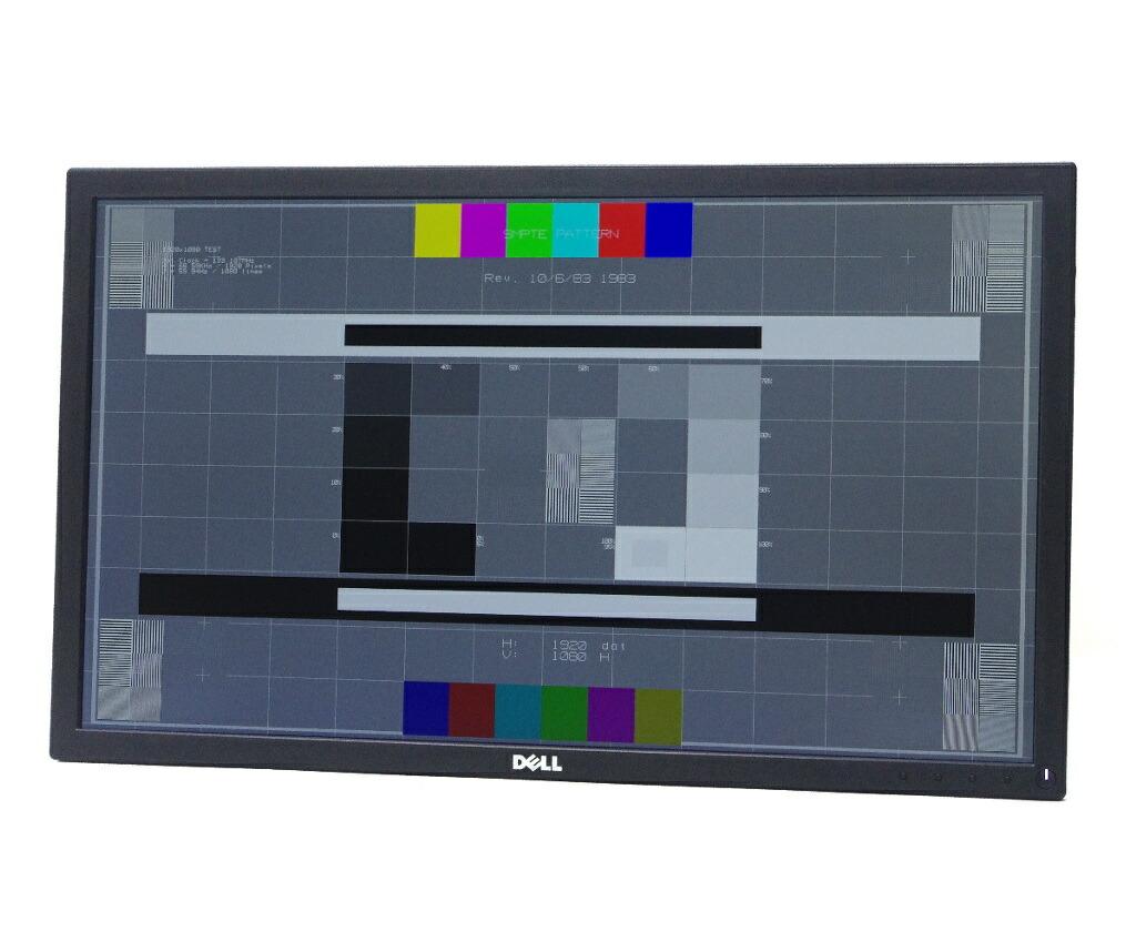 DELL E2417H 23.8インチ 非光沢パネル フルHD 1920x1080ドット DisplayPort/アナログRGB入力