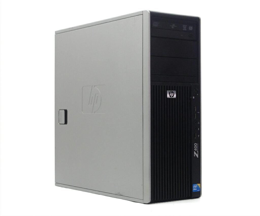 hp Z400 Workstation 水冷 Xeon W3520 2.66GHz 4GB 250GB(HDD) FirePro V3700 WindowsXP Pro 32bit