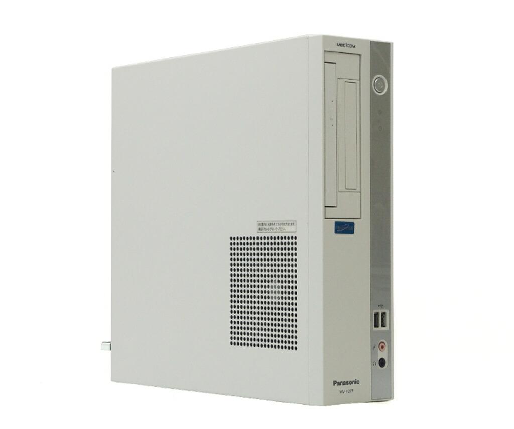 Panasonic MedicoM MV-H27PD Core i5-3470 3.2GHz 4GB 250GB(HDD) DVI-D アナログRGB入力 DVD+-RW
