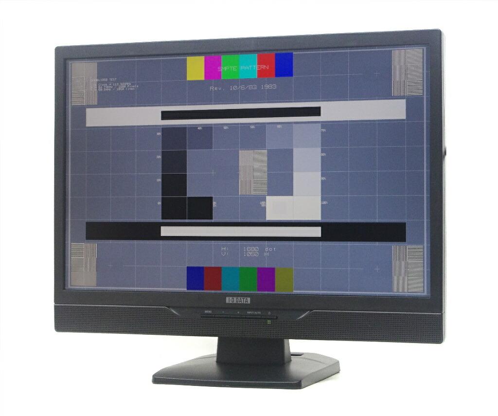 I-ODATA LCD-AD221XB 22インチ 非光沢パネル WSXGA+ 1680x1050ドット DVI-D/アナログRGB入力