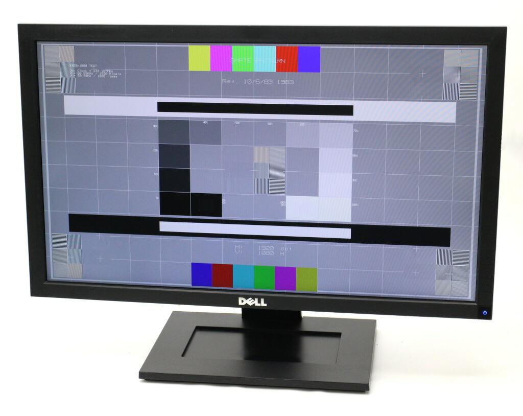 DELL E2211H 21.5インチ 非光沢パネル フルHD 1920x1080ドット DVI-D/アナログRGB入力