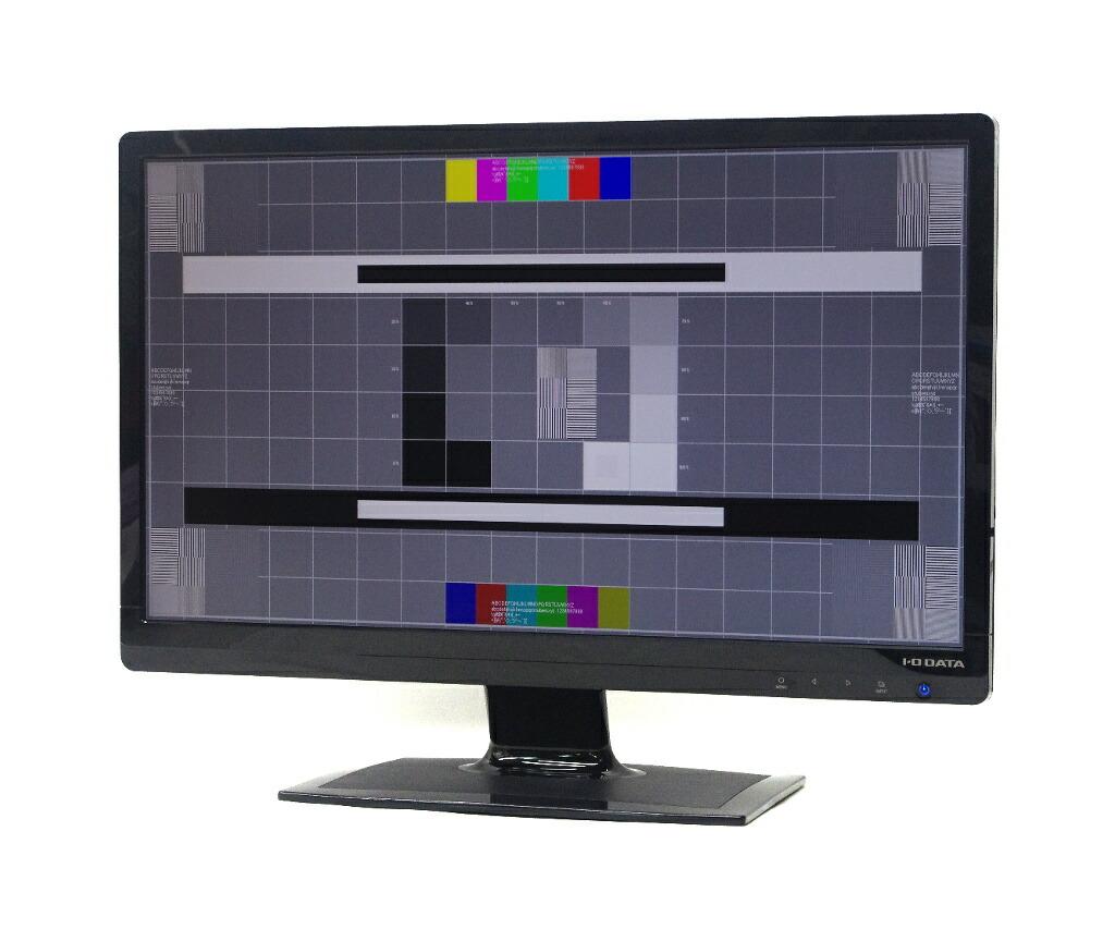 I-ODATA LCD-AD242EB 23.6インチ非光沢パネル フルHD 1920x1080ドット DVI-D/アナログRGB入力