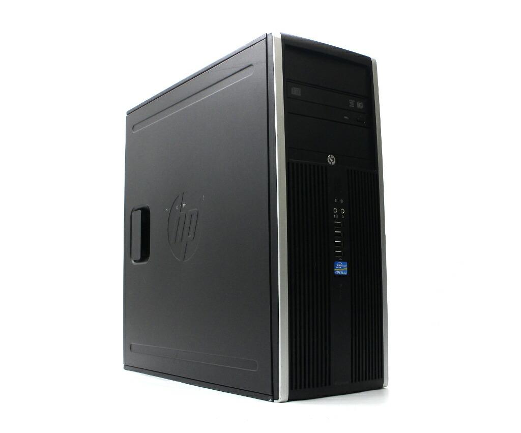 hp Compaq Elite 8300 CMT Core i5-3570 3.4GHz 4GB 500GB(HDD) DisplayPort Windows10 Pro 64bit