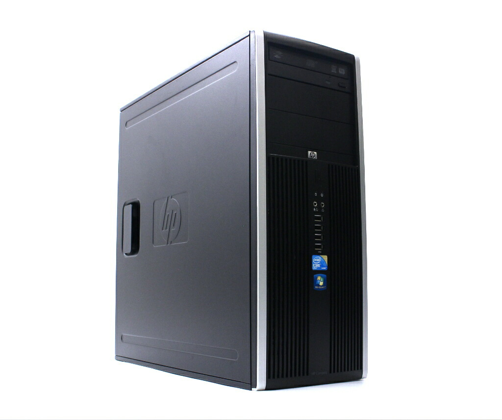 hp Compaq 8100 Elite CMT Core i7-870 2.93GHz 8GB 128GB(SSD) Radeon HD4650 Windows7 Pro 64bit
