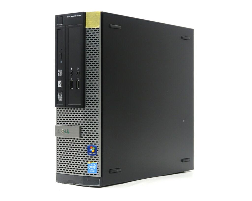 DELL OptiPlex 3020 SFF Celeron G1820 2.7GHz 4GB 500GB(HDD) Windows7 Pro 32bit