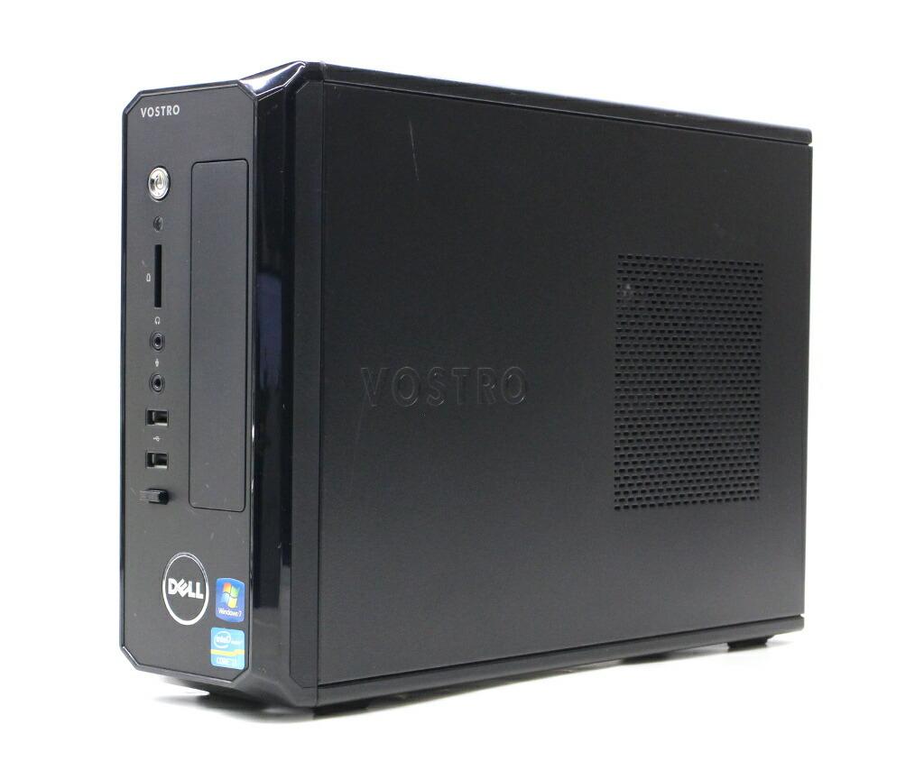 DELL Vostro 270s Core i3-3220 3.3GHz 4GB 500GB(HDD) HDMI Windows7 Pro 64bit